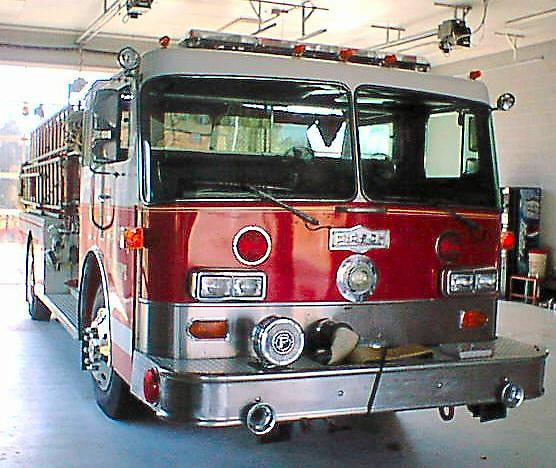 SCFD Engine 61