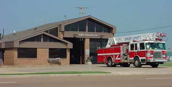 SCFD Station 66 ( Lucy)